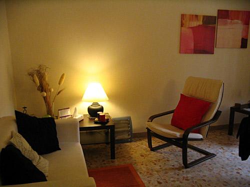 Foto dell 39 associazione vedanta dove psicologi napoli e for Arredamento stanza yoga